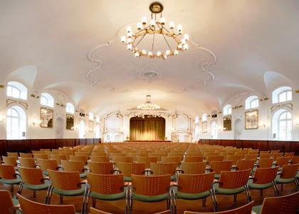 Kulturhaus KULTUR im Oberbräu - Theater