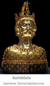 Karl der Grosse - Aachener Domschatz