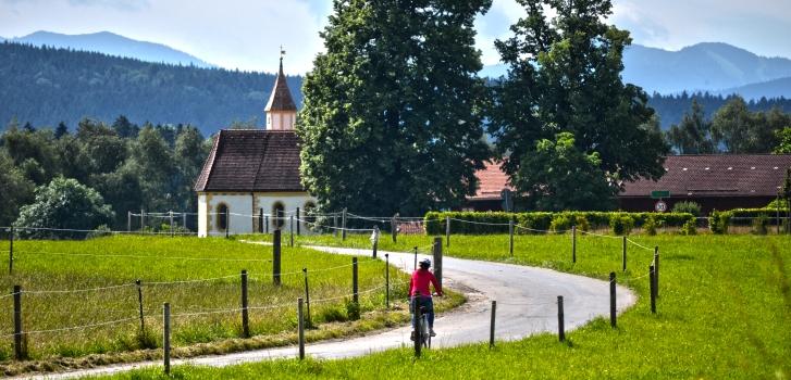 E-Bikes. © Markt Holzkirchen