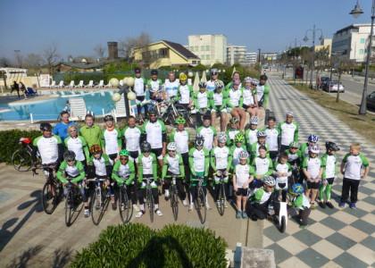 Die Grün-Weißen im Trainingscamp