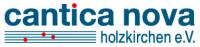 Logo cantica nova holzkirchen e.V.
