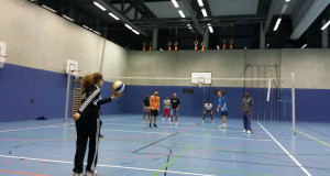 Handballtraining