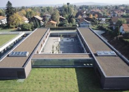 Quirin-Regler-Grundschule - begrüntes Dach