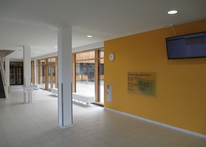 Gebäude Innenansicht