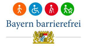 Aktion Bayern barrierefrei. Wir sind dabei!