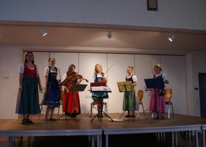 Kinderorchester der Holzkirchner Symphoniker