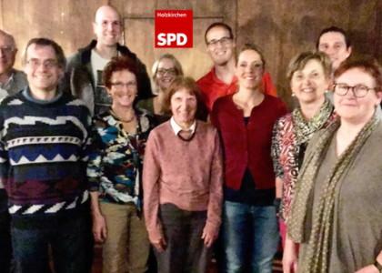 SPD Vorstand 2017