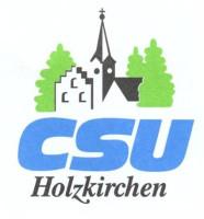 Historisches Logo der CSU Holzkirchen