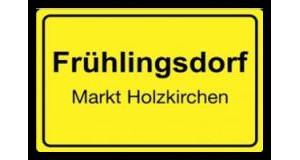 Kita Frühlingsdorf_Ortseingangsschild