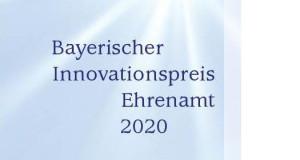 Bayerischer Innovationspreis Ehrenamt