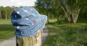 Verlorener Hut