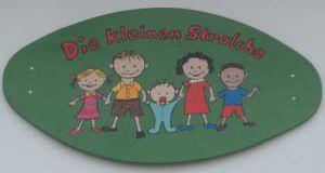 Logo die kleinen Strolche