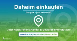 Logo Daheim einkaufen