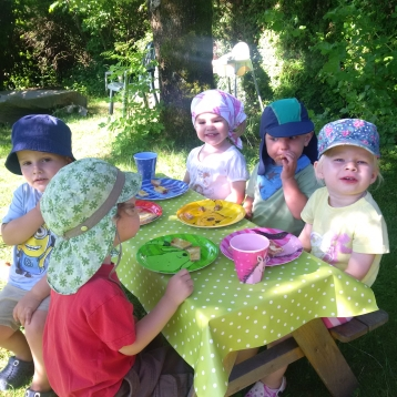 Maren Apfel Kindertagespflege