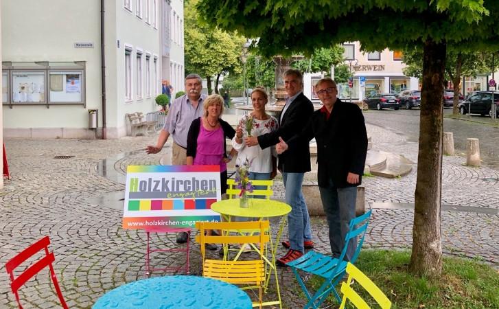 Eröffnung des Marktcafés am 06.06.2018_Credit Markt Holzkirchen