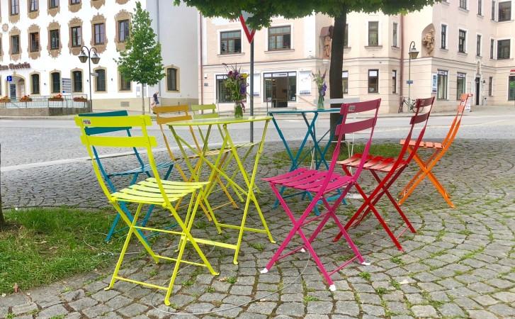 Eröffnung des Marktcafés am 06.06.2018_Credit: Markt Holzkirchen