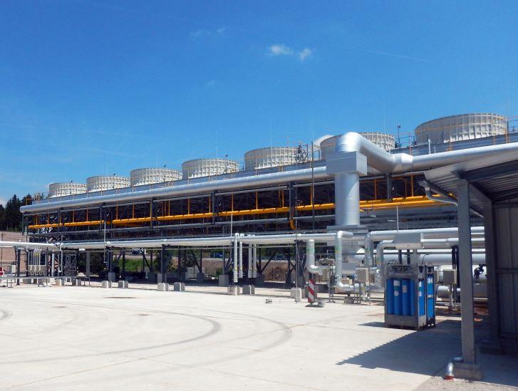 Luftkondensatoren Gemeindewerke
