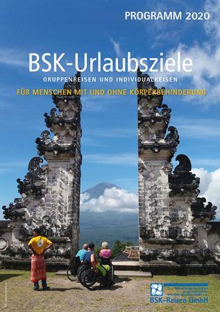 BSK Urlaubsziele 2020 Katalog