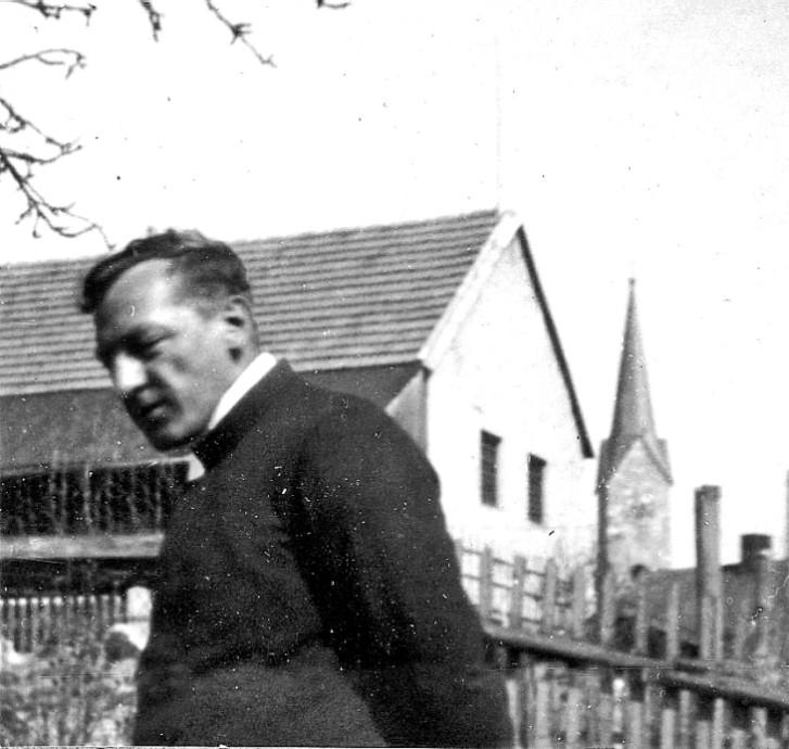 Pfarrer Imminger