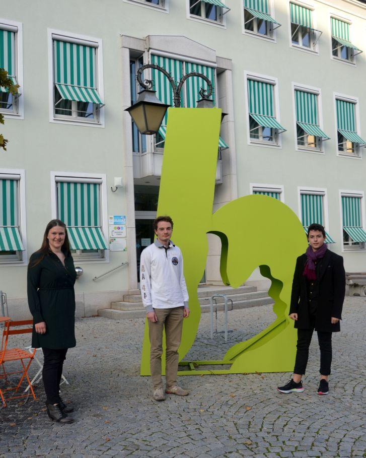 Die neuen Jugendbeauftragten von Holzkirchen